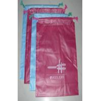 Buy cheap Red HDPE Plastic Garment Bags degradable Plastic packing Bag 0.12mm thickness from wholesalers