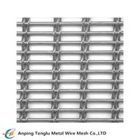 Buy cheap Stainless Steel Decorative Mesh Rope Pitch: 30mm from wholesalers