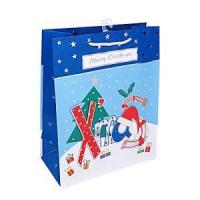 Buy cheap Funny Christmas Paper Bag from wholesalers