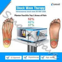 Buy cheap Pain Relief Air Compressor ESWT Shockwave Therapy Machine With FDA Certification from wholesalers