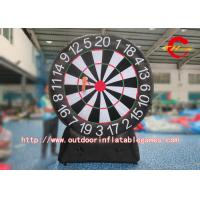 Buy cheap Dart Flights Inflatable Model Football Darts for Adult Inflatable Dart Game from wholesalers