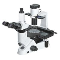 Buy cheap Biological Inverted Phase Contrast Microscope for Living Cell Observation from wholesalers