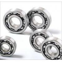 Buy cheap P6 Low Friction High Precision Deep Groove Ball Bearings For Food Machine from wholesalers