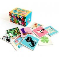 Buy cheap Disposable Custom Card Printing Children Game Playing Cards UV Varnish from wholesalers