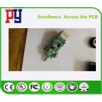 Buy cheap 1OZ Copper Thickness SMT PCB Board Fr-4 Pcba With Two Port 2.4 Amp Fast Charging from wholesalers