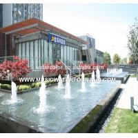 Buy cheap Garden Fountains , Small Bubble Decorative Water Features For Hotel  Villa from wholesalers