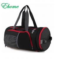 Buy cheap 420D Polyester Travel Bag Tote Bag Duffle Bag HSD-007 Black from wholesalers