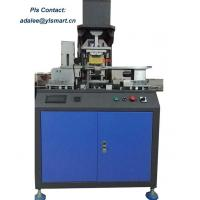 Buy cheap Card bronzing machine,  logo stamping machine, hologram foil staming machine, Automatic Card Hot Stamping Machine YHS-1 from wholesalers