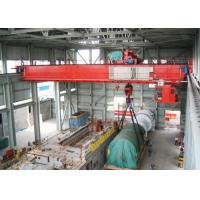 Buy cheap Rail Electric Hoist Double Girder Overhead Crane 250 Ton For Workshop from wholesalers