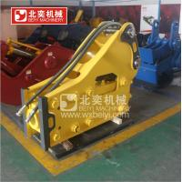 Buy cheap BeiYi Hydraulic Breaker Road Construction Equipment High frequency vibration Hydraulic Breaker product