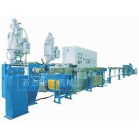 Buy cheap PE,PVC,HDPE ,power wire ,power cable extrusion line product