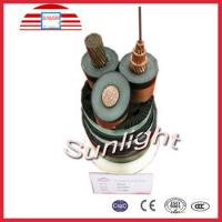 Buy cheap IEC 60502 Armour Cables with PVC Jacket XLPE Insulated Power Cable 33kv from wholesalers