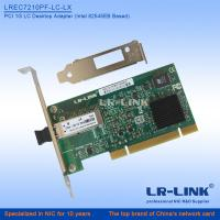 Buy cheap LREC7210PF-LC-LX PCI 1000Base-LX Single Mode SM PCI Lan Card 1000Mbps (Intel 82545EB Based) 1 x LC from wholesalers