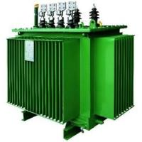 Buy cheap Novel Structure Oil Immersed Power Transformer / Hermetically Sealed Transformer from wholesalers