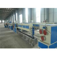 Buy cheap PP / PET Strapping Band Machine Extrusion PP PET Packing Belt Production Line from wholesalers