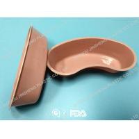OEM Pink 20oz Plastic Emesis Basin 700cc PP without Sterile 24.8 X 10.5 X 5cm