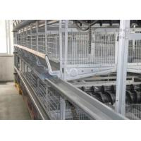 Buy cheap Energy Saving Automated Poultry Equipment Simple Structure 1200×600×480 Mm from wholesalers