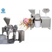 China 60KG/H Capacity SUS304 Cosmetic Powder Pulverizing Machine, High Speed 7200RPM Hammer Mill on sale