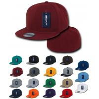 Buy cheap Blank Fitted Cotton Baseball Cap Mix Color Plain Flexfit Hat For Embroidery from wholesalers