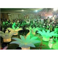 Buy cheap Fantastic Led Inflatable Sunflower Lights For Romantic Marriage Proposal from wholesalers