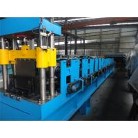 Buy cheap Roof Cable Tray Roll Forming Machine , Wall Panel Roll Forming Machine By Chain from wholesalers