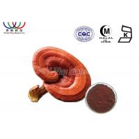 Buy cheap Anti - Aging Red Ganoderma Lucidum Powder , Reishi Mushroom Powder For Food Field from wholesalers