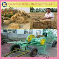 Buy cheap Adjustable hay/grass/straw square baler from wholesalers