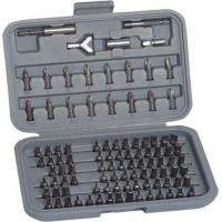 Buy cheap High Precision 100 Pieces Carbon Steel Screwdriver Bit Set with BMC Packing from wholesalers