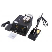 Buy cheap 150W Digital Soldering Iron Station Micro Computer Control With Self Feeder AM-3600 from wholesalers