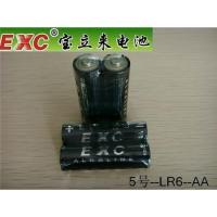 Buy cheap Dry battery LR6 size AA with high quality from wholesalers