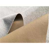 Buy cheap 80% Genuine Cowhide Leather Car Upholstery Fabric 54'' Width For Auto Seats from wholesalers