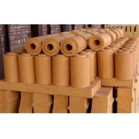 Buy cheap Dry Pressed Ceramic Tunnel Kiln High Alumina Refractory Bricks With High Temperature product