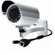 Buy cheap Waterproof IP Camera with 1,280 x 720 at 720P Night Vision and Wi-Fi/802.11b/g from wholesalers