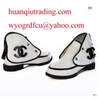 Buy cheap Wholesale Fashionable Lady's C-hanel real leather shoe,Hotest womens designer leather shoe from wholesalers