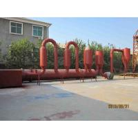 Buy cheap Yugong Air Flow Pipe Dryer,Sawdust Pipe Dryer product