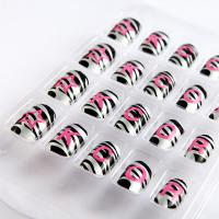 Buy cheap Fashionable Girls Artificial Nail from wholesalers