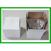 Buy cheap Thermal Resistant Cardboard Box Liner Insulated Packaging Bubble Pack Insulation from wholesalers