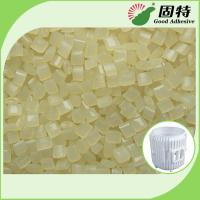 Buy cheap Wide Materials Application EVA Resin Mainly Used For Bonding Clad Materials Of Blockboard from wholesalers