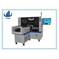 Small Smt Pcb Mounting Machine E6T With 20 Feeder , 8 Head Smt Pick And Place Machine