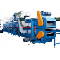 Buy cheap PU Formed Sectional Sandwich Panel Production Line product