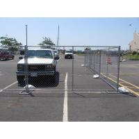 Chain Link Temporary Fencing Panels Construction Mesh