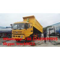 Buy cheap factory sale cheapest price dongfeng brand yuchai 260hp diesel 25tons-30tons dump tipper, dongfeng 30tons dump truck from wholesalers
