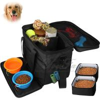 Buy cheap Pet Travel Food Bag for Dog Weekend Tote Dog Travel Bag from wholesalers