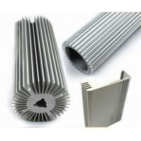 Buy cheap Electric Aluminum Heatsink Extrusion Profiles With Natural Oxidation Treatment from wholesalers