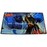Buy cheap Rubber Computer Mouse Pad , Yugioh Cardfight Vanguard Play Mat from wholesalers