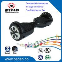 Buy cheap CE RoHS FCC two-wheel balancing electric scooter,hoverboard for kids and adults from wholesalers