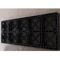 Buy cheap Black Plastic Construction Formwork , Insulated Concrete Formwork For Concrete Columns from wholesalers