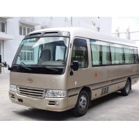 Buy cheap 13 Seats Used Toyota Bus , Toyota Coaster Used Bus With Luxury Inner Decoration product