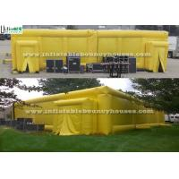 Buy cheap Reusable Inflatable Games , Commercial Inflatable Laser Tag Arena from wholesalers