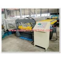 Buy cheap Automatic Corrugated Aluminium Roofing Sheet Bending and Cutting Machine from wholesalers